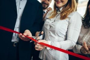 Bellingham Business Ribbon Cutting